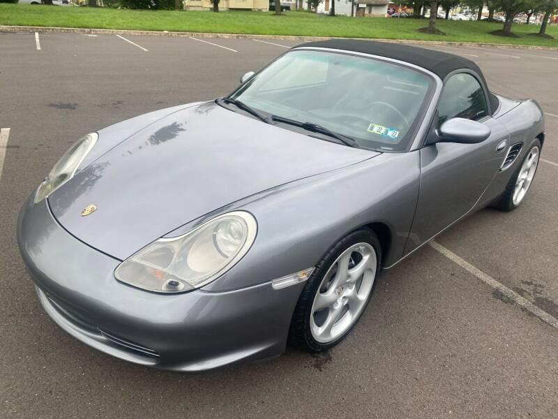 2004 Porsche Boxster for sale at P&H Motors in Hatboro PA