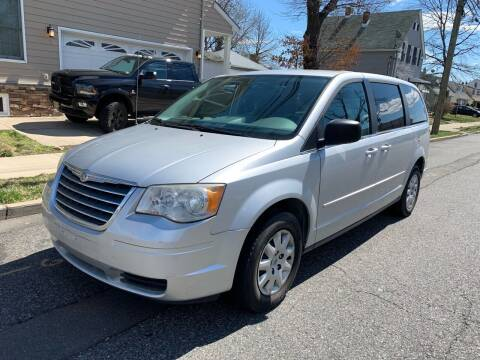 2010 Chrysler Town and Country for sale at Jordan Auto Group in Paterson NJ