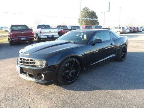 2010 Chevrolet Camaro for sale at America Auto Inc in South Sioux City NE