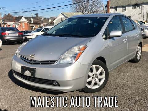 2007 Toyota Prius for sale at Majestic Auto Trade in Easton PA