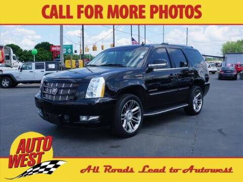 2013 Cadillac Escalade for sale at Autowest of GR in Grand Rapids MI