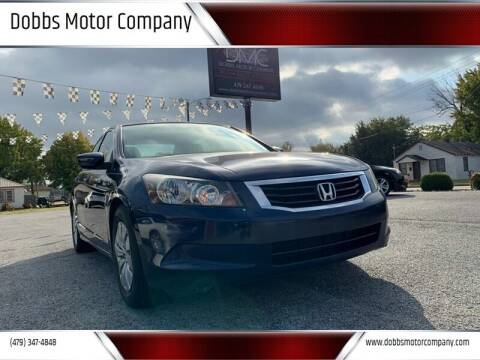 2008 Honda Accord for sale at Dobbs Motor Company in Springdale AR