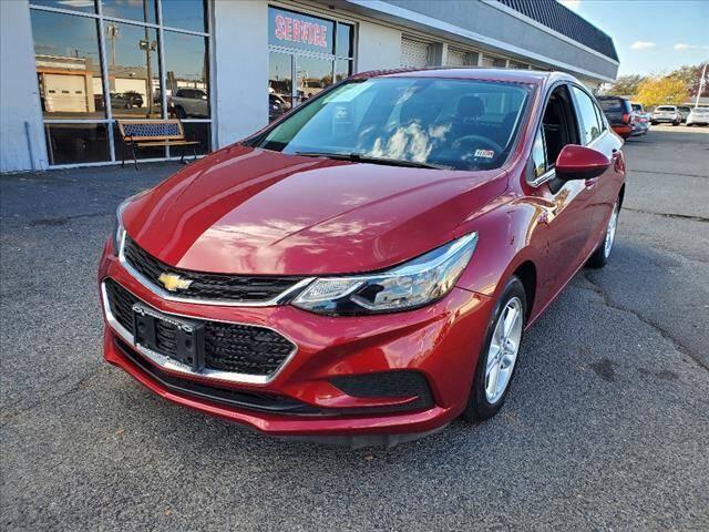 2017 Chevrolet Cruze for sale at Auto Connection in Manassas VA