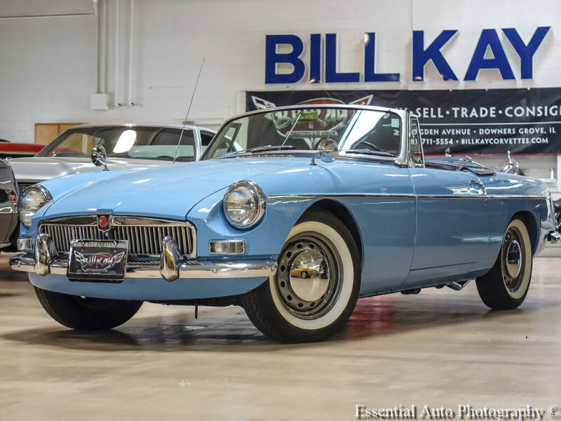 1963 MG n/a for sale at Bill Kay Corvette's and Classic's in Downers Grove IL