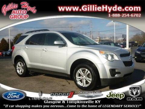 2013 Chevrolet Equinox for sale at Gillie Hyde Auto Group in Glasgow KY