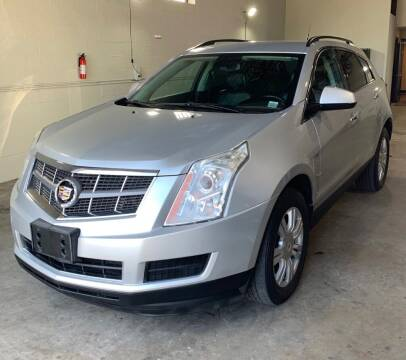 2011 Cadillac SRX for sale at AH Ride & Pride Auto Group in Akron OH