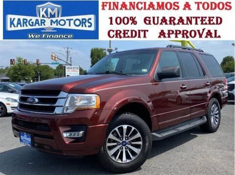 2017 Ford Expedition for sale at Kargar Motors of Manassas in Manassas VA