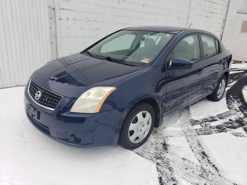 2009 Nissan Sentra for sale at CRS 1 LLC in Lakewood NJ