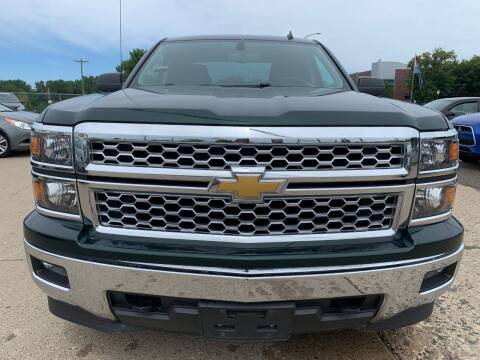 2014 Chevrolet Silverado 1500 for sale at Minuteman Auto Sales in Saint Paul MN