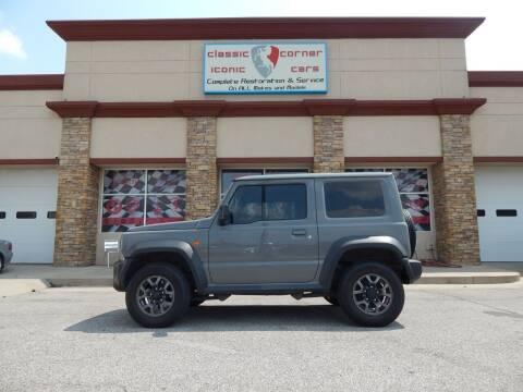 2021 Suzuki Samurai for sale at Iconic Motors of Oklahoma City, LLC in Oklahoma City OK