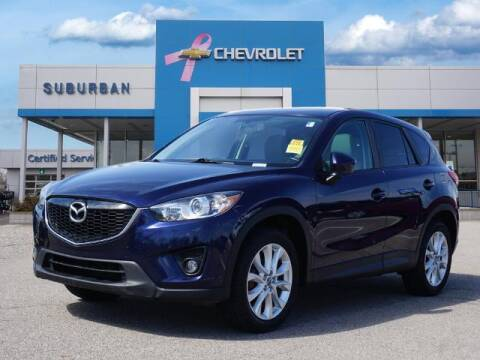 2013 Mazda CX-5 for sale at Suburban Chevrolet of Ann Arbor in Ann Arbor MI