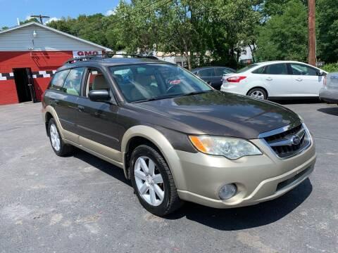 2008 Subaru Outback for sale at GMG AUTO SALES in Scranton PA