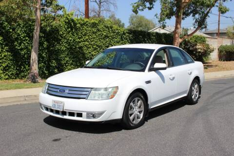 2008 Ford Taurus for sale at American Classic Cars in La Verne CA