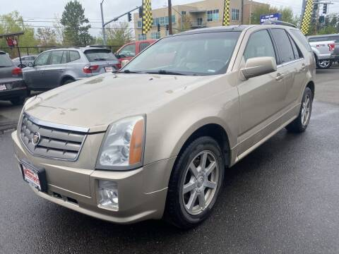 2005 Cadillac SRX for sale at Salem Motorsports in Salem OR