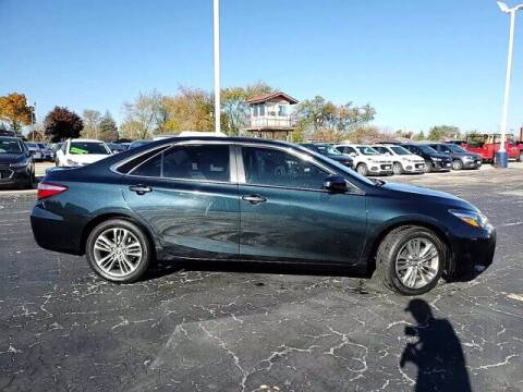 2016 Toyota Camry for sale at Hawk Chevrolet of Bridgeview in Bridgeview IL