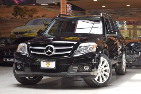 2012 Mercedes-Benz GLK for sale at Chicago Cars US in Summit IL
