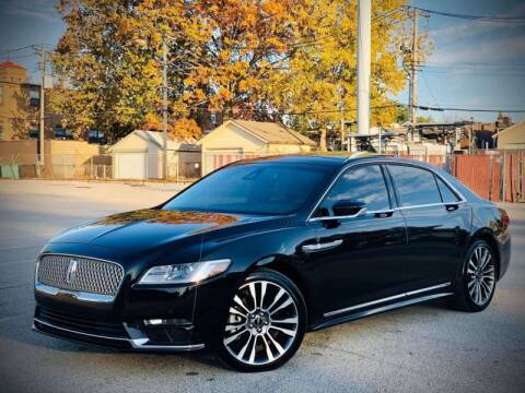 2019 Lincoln Continental for sale at ARCH AUTO SALES in St. Louis MO