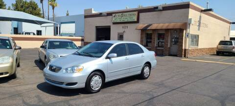2008 Toyota Corolla for sale at Auto Solutions in Mesa AZ