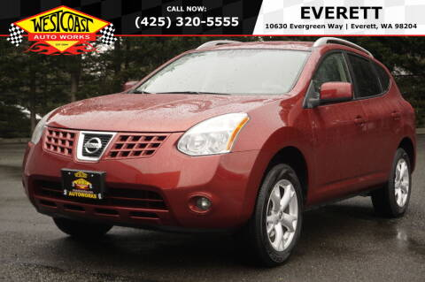 2009 Nissan Rogue for sale at West Coast Auto Works in Edmonds WA