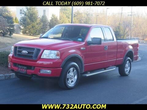 2004 Ford F-150 for sale at Absolute Auto Solutions in Hamilton NJ