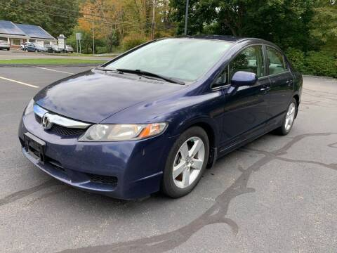 2009 Honda Civic for sale at Volpe Preowned in North Branford CT