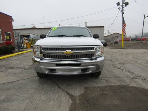 2012 Chevrolet Silverado 1500 for sale at X Way Auto Sales Inc in Gary IN