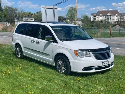 2016 Chrysler Town and Country for sale at Saratoga Motors in Gansevoort NY