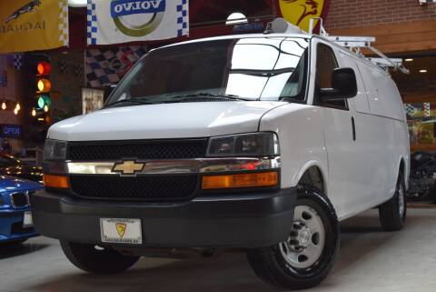 2016 Chevrolet Express Passenger for sale at Chicago Cars US in Summit IL