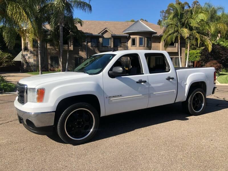 2008 GMC Sierra 1500 for sale at Carmelo Auto Sales Inc in Orange CA