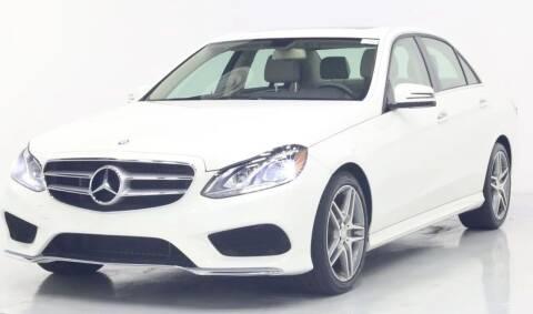 2016 Mercedes-Benz E-Class for sale at Bricktown Motors in Brick NJ
