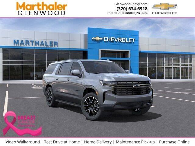 2021 Chevrolet Suburban for sale in Glenwood, MN
