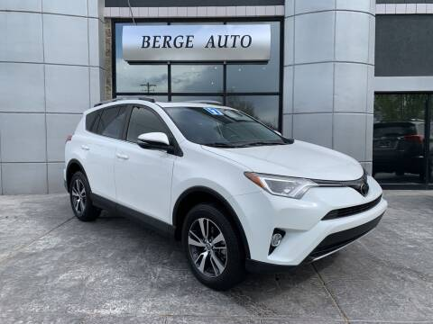 2017 Toyota RAV4 for sale at Berge Auto in Orem UT