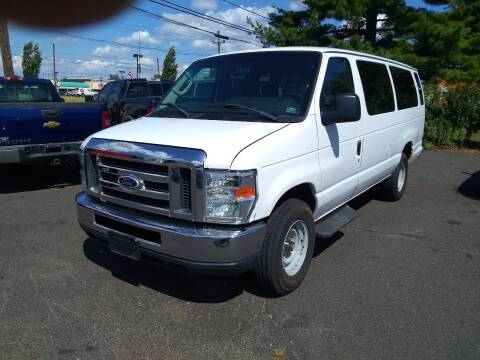 2011 Ford E-Series Wagon for sale at Wilson Investments LLC in Ewing NJ