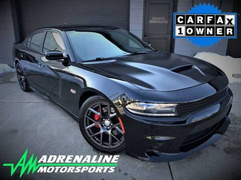 2016 Dodge Charger for sale at Adrenaline Motorsports Inc. in Saginaw MI