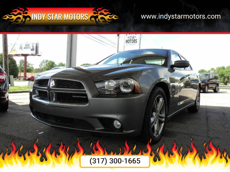 2012 Dodge Charger for sale at Indy Star Motors in Indianapolis IN