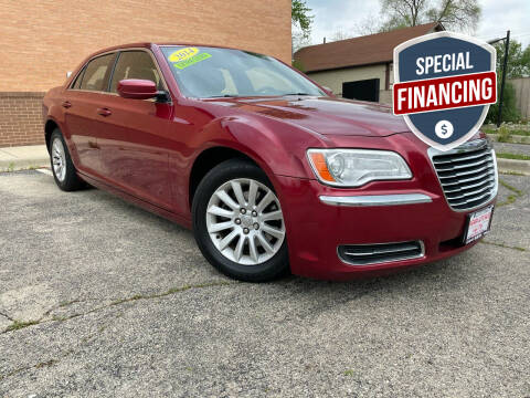 2014 Chrysler 300 for sale at Magana Auto Sales Inc in Aurora IL