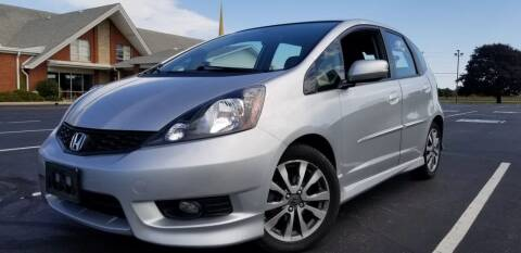 2012 Honda Fit for sale at Sinclair Auto Inc. in Pendleton IN