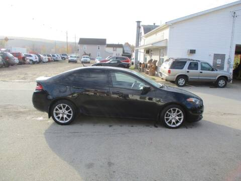 2013 Dodge Dart for sale at ROUTE 119 AUTO SALES & SVC in Homer City PA
