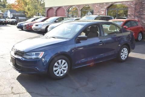2014 Volkswagen Jetta for sale at Absolute Auto Sales, Inc in Brockton MA