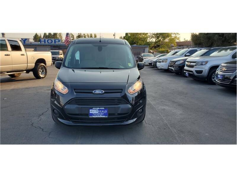 2016 Ford Transit Connect Cargo for sale at AutoDeals in Daly City CA