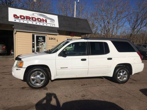 2004 GMC Envoy XUV for sale at Gordon Auto Sales LLC in Sioux City IA