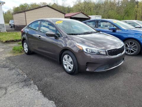 2018 Kia Forte for sale at Chantz Scott Kia in Kingsport TN