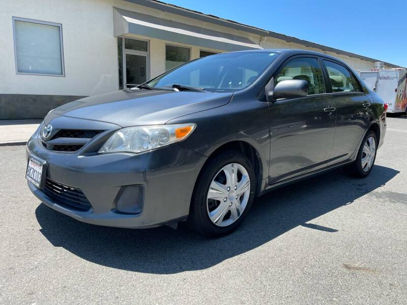 2012 Toyota Corolla for sale at 707 Motors in Fairfield CA