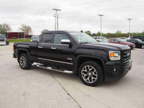 2015 GMC Sierra 1500 for sale at SIMOTES MOTORS in Minooka IL