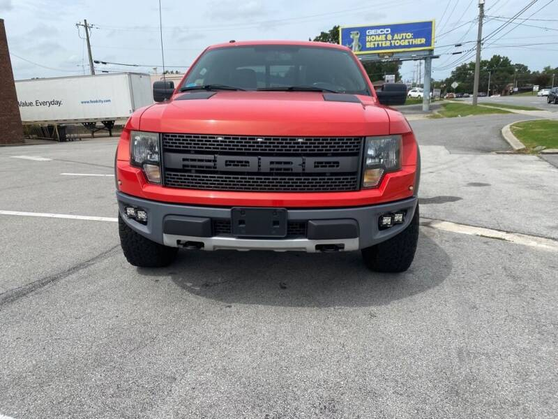 2010 Ford F-150 for sale at Z Motors in Chattanooga TN