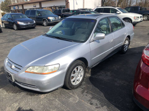 2002 Honda Accord for sale at Prospect Auto Mart in Peoria IL