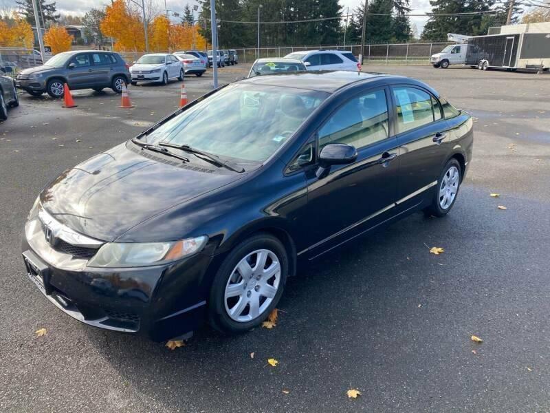 2011 Honda Civic for sale at TacomaAutoLoans.com in Tacoma WA