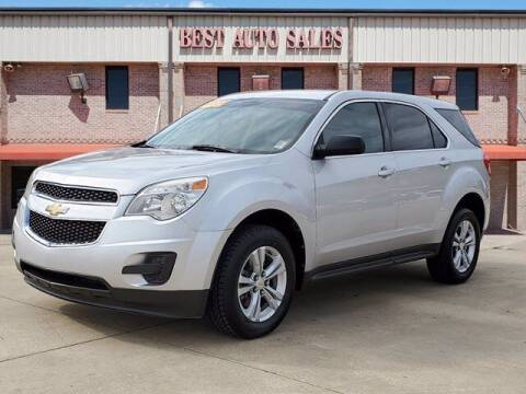 2010 Chevrolet Equinox for sale at Best Auto Sales LLC in Auburn AL