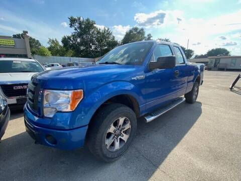 2012 Ford F-150 for sale at Car Depot in Detroit MI