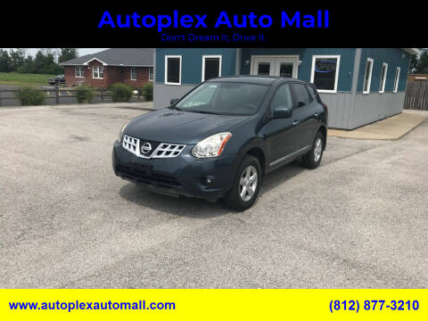 2013 Nissan Rogue for sale at Autoplex Auto Mall in Terre Haute IN